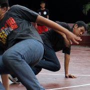 ekskul break dance SMK Bhakti Anindya Tangerang