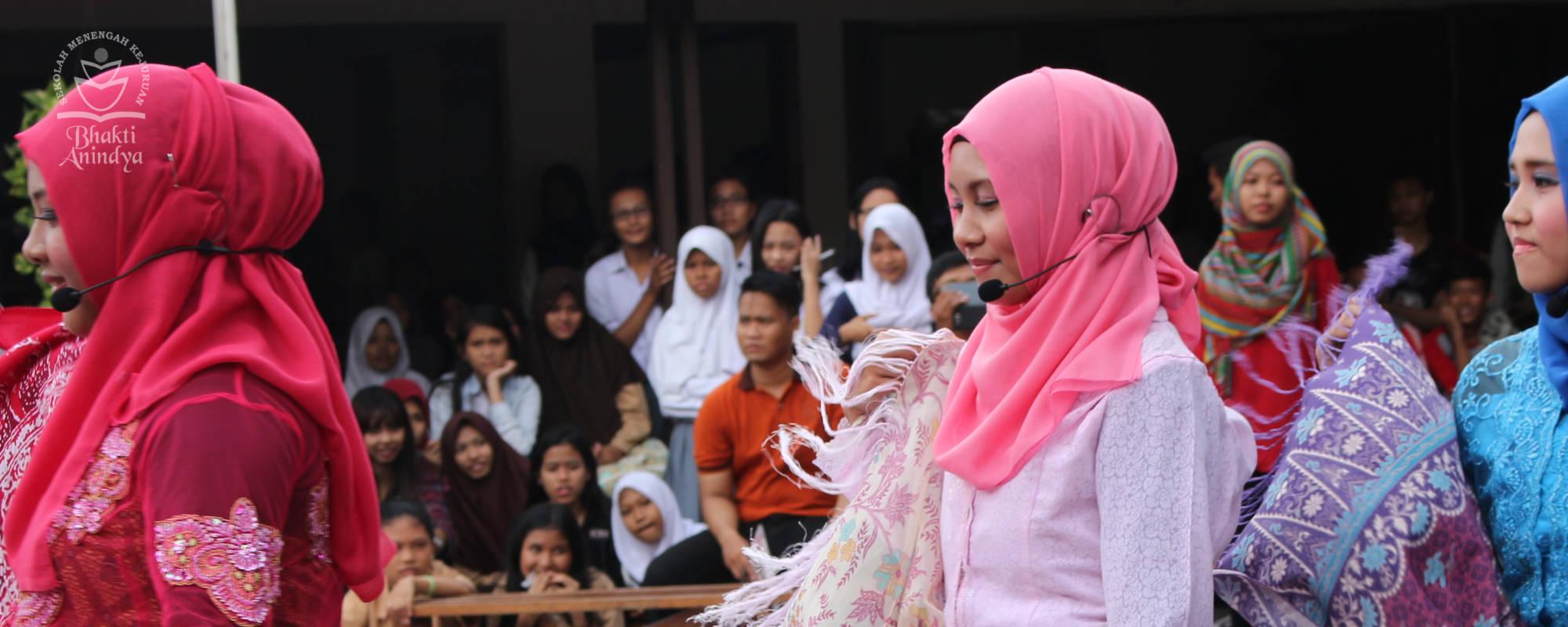 ekskul teater SMK Bhakti Anindya Tangerang