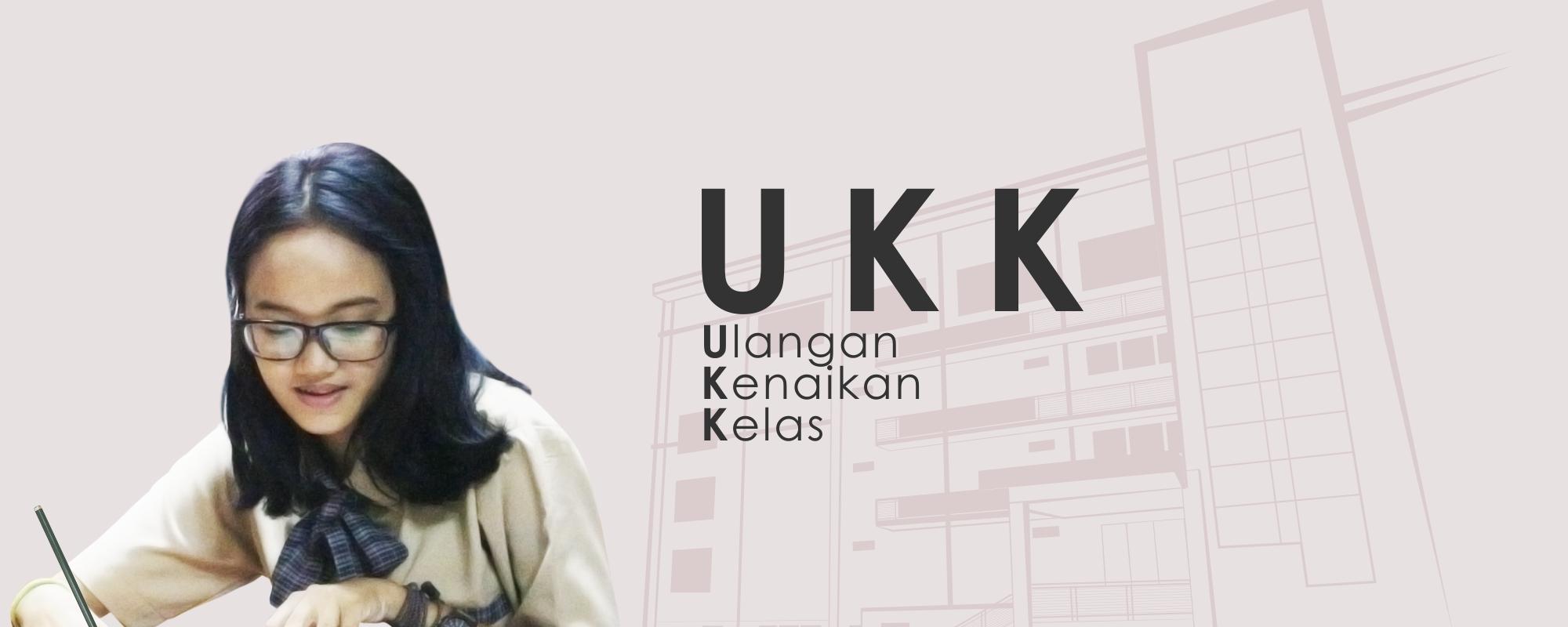 Ulangan Kenaikan Kelas SMK Bhakti Anindya Tangerang 2016