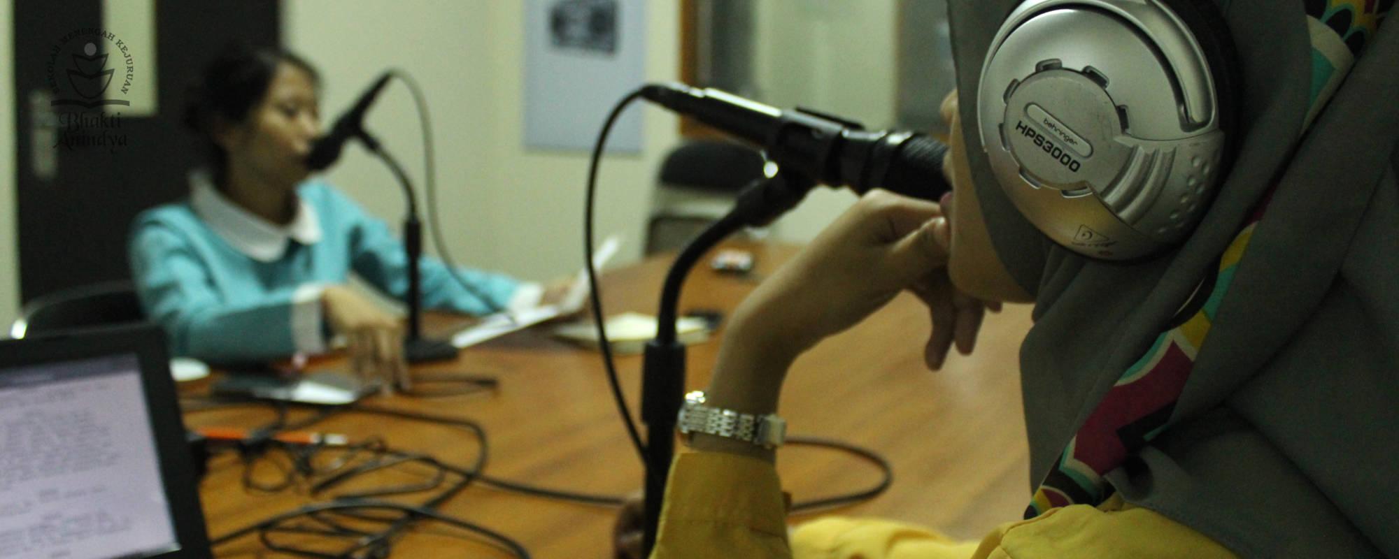 Ant Radio - Radio Komunitas SMK Bhakti Anindya Tangerang