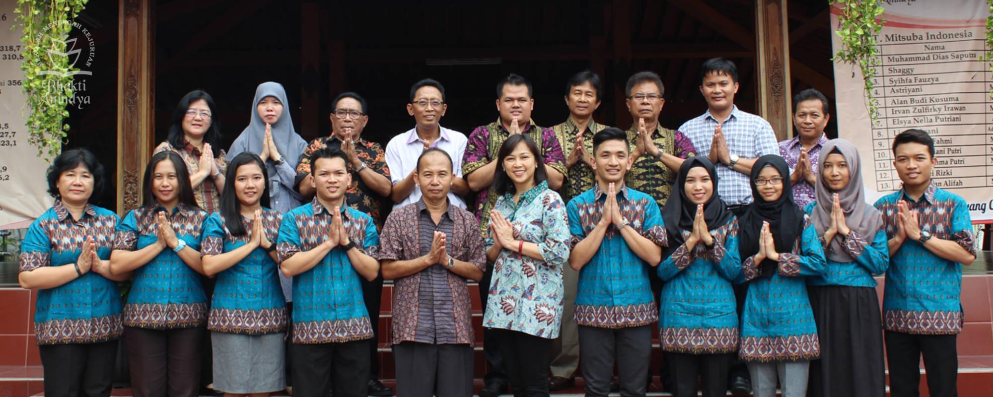 Selamat Hari Raya Idul Fitri 1437 H - SMK Bhakti Anindya Tangerang