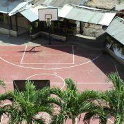 Lapangan Basket SMK Bhakti Anindya Tangerang