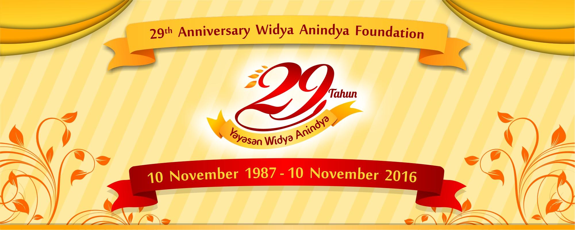 HUT ke-29 Yayasan Widya Anindya, SMK Bhakti Anindya Tangerang